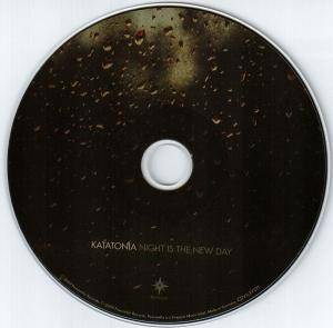 Katatonia: Night Is The New Day (CD) - Bild 3