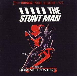 Cover - Dominic Frontiere: Stunt Man & An Unmarried Woman, The