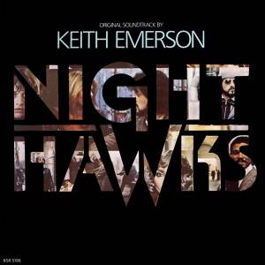 Cover - Keith Emerson: Nighthawks