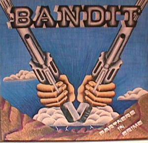 Bandit: Partners In Crime - Cover