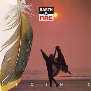 Earth & Fire: Phoenix - Cover