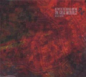 Between The Buried And Me: Great Misdirect, The - Cover