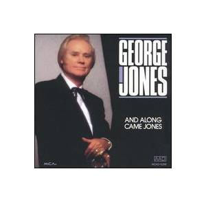 Cover - George Jones: And Along Came Jones