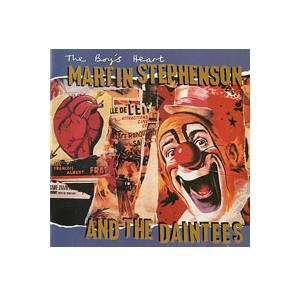 Cover - Martin Stephenson & The Daintees: Boy's Heart, The