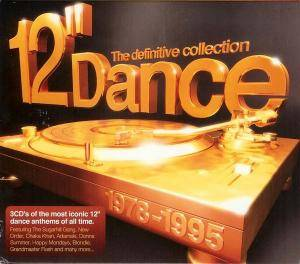 "Cover - DNA Feat. Suzanne Vega: 12"" Dance"