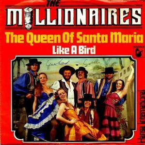 The Millionaires: Queen Of Santa Maria, The - Cover
