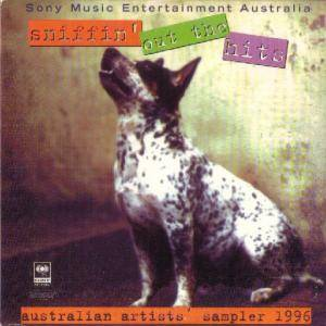 Cover - Margaret Urlich: Sony Music Entertainment Australia: Sniffin' Out The Hits
