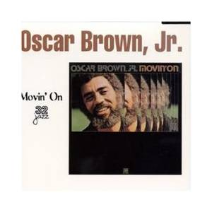 Cover - Oscar Brown Jr.: Movin' On