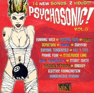 Cover - Domine: Psychosonic!! Vol. 5