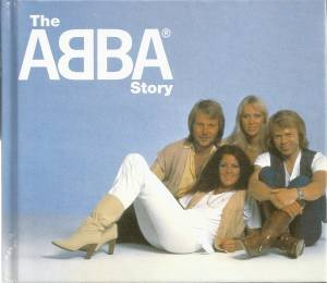 ABBA: ABBA Story, The - Cover