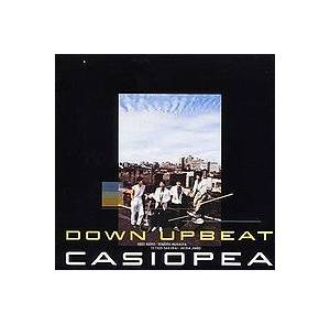 Cover - Casiopea: Down Upbeat