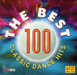 Best 100 Classic Dance Hits, The - Cover