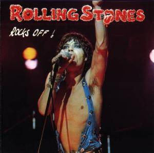 The Rolling Stones: Rocks Off! - Cover