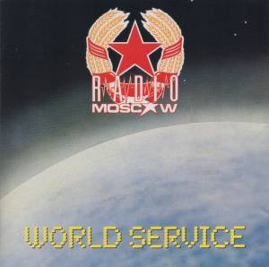 Radio Moscow: World Service - Cover
