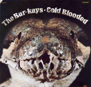 Cover - Bar-Kays, The: Cold Blooded