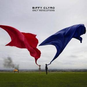 Cover - Biffy Clyro: Only Revolutions
