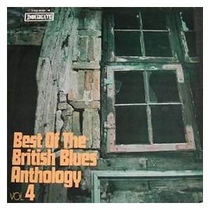 Cover - Jo Ann Kelly: Best Of The British Blues Anthology Vol. IV