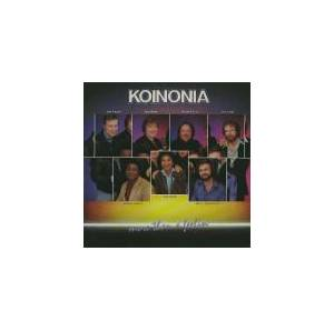 Koinonia: More Than A Feelin' - Cover