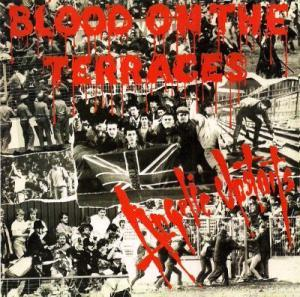 Angelic Upstarts: Blood On The Terraces - Cover