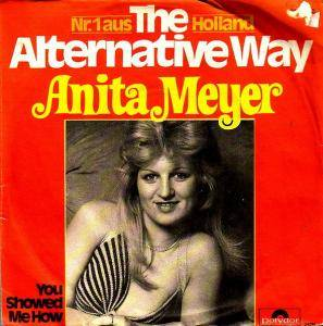 Cover - Anita Meyer: Alternative Way, The