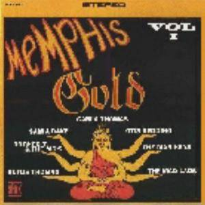 Cover - Mad Lads, The: Memphis Gold Vol. I