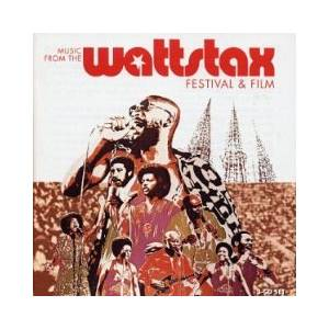 Music From The Wattstax Festival & Film - Cover