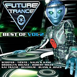 Cover - Chicane Feat. Moya Brennan: Future Trance - Best Of Vol. 2