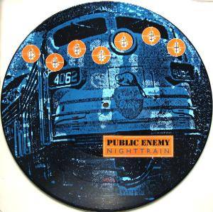 Public Enemy: Nighttrain - Cover