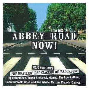 Cover - Karima Francis: Mojo Presents Abbey Road Now!