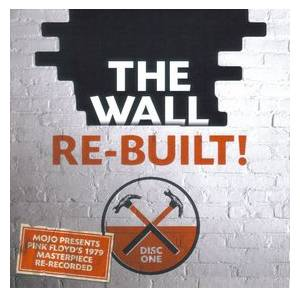 Cover - Astra: Mojo Presents The Wall Re-Built! Disc One