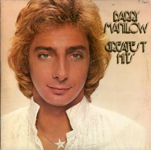 Barry Manilow: Greatest Hits - Cover