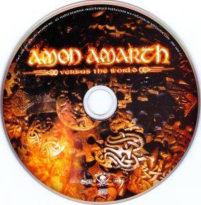 Amon Amarth: Versus The World (2-CD) - Bild 3