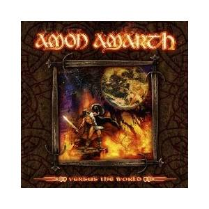 Amon Amarth: Versus The World (2-CD) - Bild 1