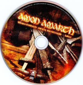 Amon Amarth: Versus The World (2-CD) - Bild 4