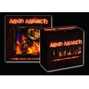 Amon Amarth: Versus The World (2-CD) - Bild 5