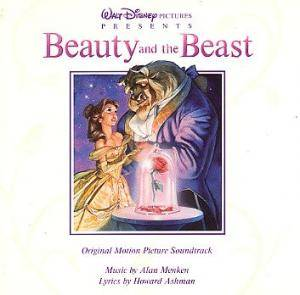 Alan Menken & Howard Ashman: Beauty And The Beast - Cover