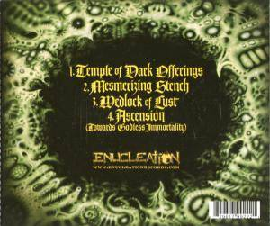 Ascended: Temple Of Dark Offerings (Mini-CD / EP) - Bild 2