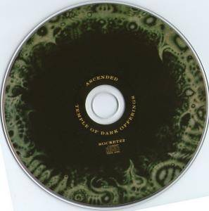 Ascended: Temple Of Dark Offerings (Mini-CD / EP) - Bild 3