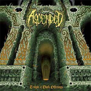 Ascended: Temple Of Dark Offerings - Cover