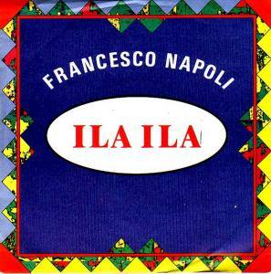 Francesco Napoli: Ila Ila - Cover