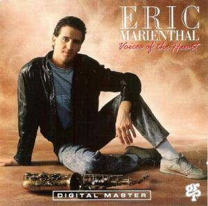 Cover - Eric Marienthal: Voices Of The Heart