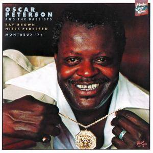 Oscar Peterson & The Bassists: Montreux '77 - Cover