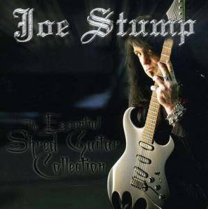 Joe Stump: Essential Shred Guitar Collection, The - Cover