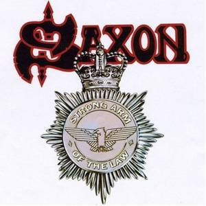 Saxon: Strong Arm Of The Law (LP) - Bild 1