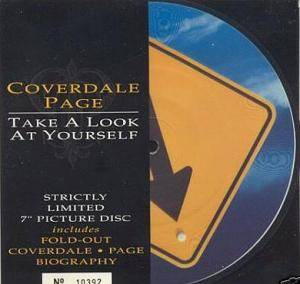 Cover - Coverdale • Page: Take A Look At Yourself