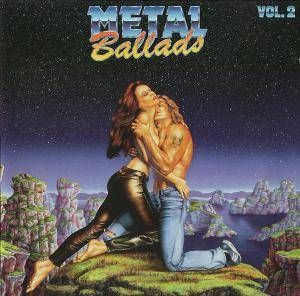 Metal Ballads Vol. 2 - Cover