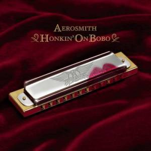 Aerosmith: Honkin' On Bobo - Cover