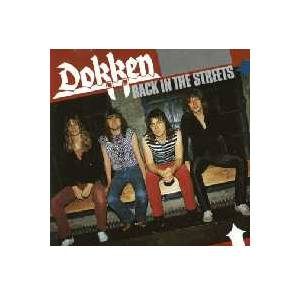 Cover - Dokken: Back In The Streets
