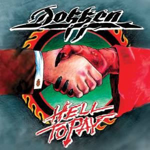 Cover - Dokken: Hell To Pay