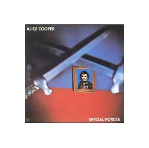 Alice Cooper: Special Forces - Cover
